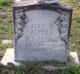 Alice Mae <I>Hines</I> Alford