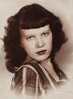 Bessie Ann <I>Lowe</I> Morris/White