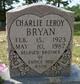 Charlie Leroy Bryan