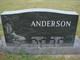 Mildred I. <I>Malone</I> Anderson