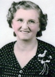 Profile photo:  Bessie <I>Little</I> Courtright