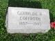 "Profile photo:  Cornelia Gertrude ""Gertrude"" <I>Ward</I> Coffroth"