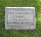 Profile photo:  Binn <I>Benford</I> Lyons