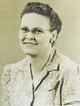 """Profile photo:  Ada Mae """"Addie"""" <I>Van Meter</I> Pappas"""