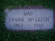 William Franklin McLeish