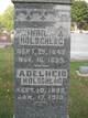 Adelheid <I>Brus</I> Holschlag