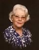 Profile photo:  Estella Elizabeth Daniells