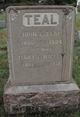 Mary E. <I>Willey</I> Teal