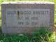 Ida Wilma <I>Wood</I> Barnett