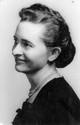 Profile photo:  Doris Rudine <I>Nesbitt</I> Davis
