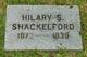 Hilary Satterwhite Shackelford