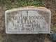 Lillian <I>Rounds</I> Williams