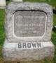 Caroline A. <I>Stevens</I> Brown