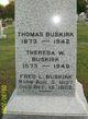 Profile photo:  Thomas Buskirk