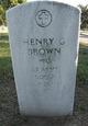 Henry G Brown