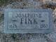 Josephine Fink