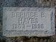 Bernice B. Hayes