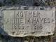 Fannie M. Hayes