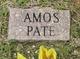 Amos Pate