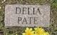 Delia Pate