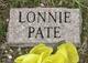 Lonnie Pate