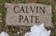 Calvin Pate