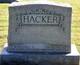 """Margaret Selma """"Marge"""" <I>Baltz</I> Hacker"""