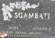 Mary <I>Seneca</I> Sgambati
