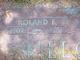 Roland E. Leonard