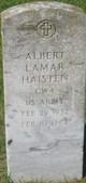 Profile photo:  Albert Lamar Haisten