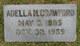 Adella N. <I>Milstead</I> Crawford