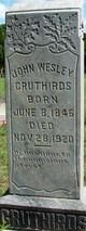 John Wesley Cruthirds