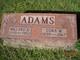 Cora M. <I>Gumpp</I> Adams