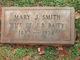 Mary J. <I>Smith</I> Baity