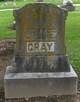 Fleeta Vaden <I>Crane</I> Gray