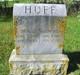 Fanny May Betty <I>Brunk</I> Huff