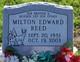 Milton Edward Reed