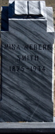 Mina Ellen <I>Washburn</I> Smith