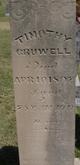 Profile photo:  Timothy Gruwell, Jr
