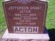 Jefferson Grant Acton
