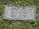 Profile photo:  Johnny Avery