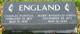 Mary Ellen <I>Banfield</I> Evans England