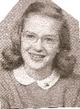 Profile photo:  Shirley Anne <I>Wenziker</I> Washburne
