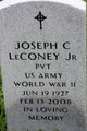 Joseph C LeConey, Jr