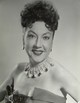 Profile photo:  Ethel Merman