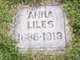 Anna T. <I>Lewis</I> Liles