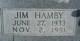 """James Rufus """"Jim"""" Hamby"""