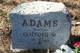 Clifford Adams