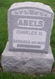 Profile photo:  Charles Henry Abels
