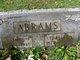 Pearley <I>Williams</I> Abrams